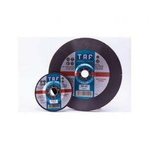 Conf. da 50 dischi da sbavo Ø 115 x 6.5 TAF