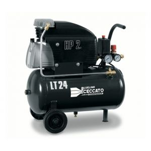 Compressore CECCATO 24 lt 2 HP BLUELINE