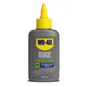 Lubrificante catena bike condizioni asciutte 100ml