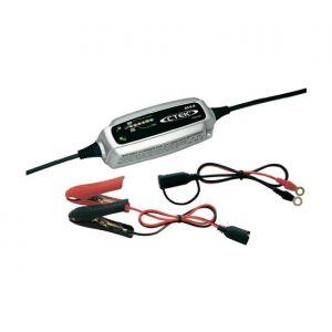 Caricabatterie per auto e moto di nuova generazione CTEK XS 0.8