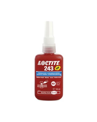 Frenafiletti media resistenza LOCTITE 243