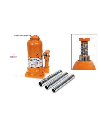 Sollevatore idraulico a bottiglia 3,5ton BETA 3011