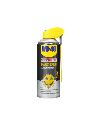 Grasso spray lunga durata wd40 da 400ml