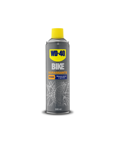 Sgrassante bike wd40 da 500ml